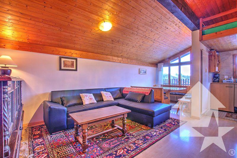 Salotto Affitto Appartamento 67594 Nendaz