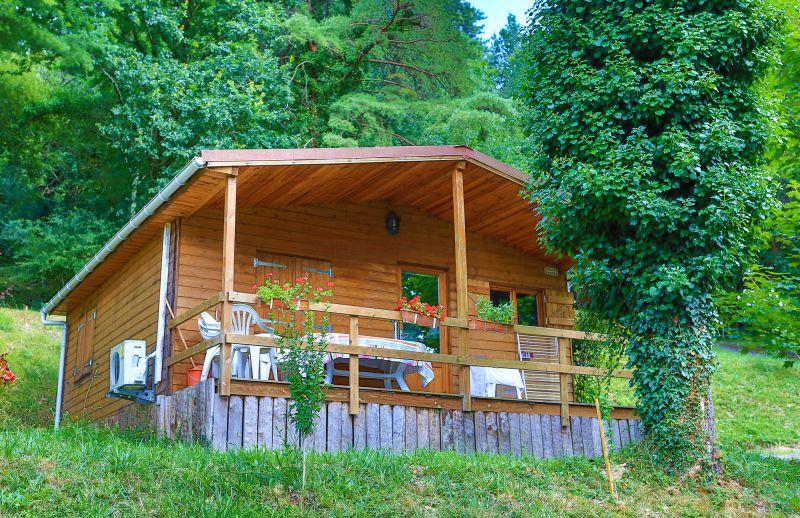 Vista esterna della casa vacanze Affitto Chalet 69281 Biarritz
