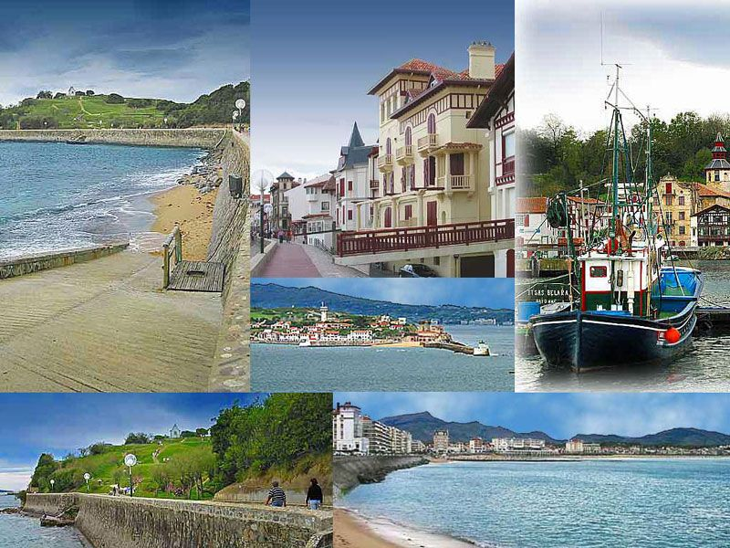 Spiaggia Affitto Chalet 69281 Biarritz