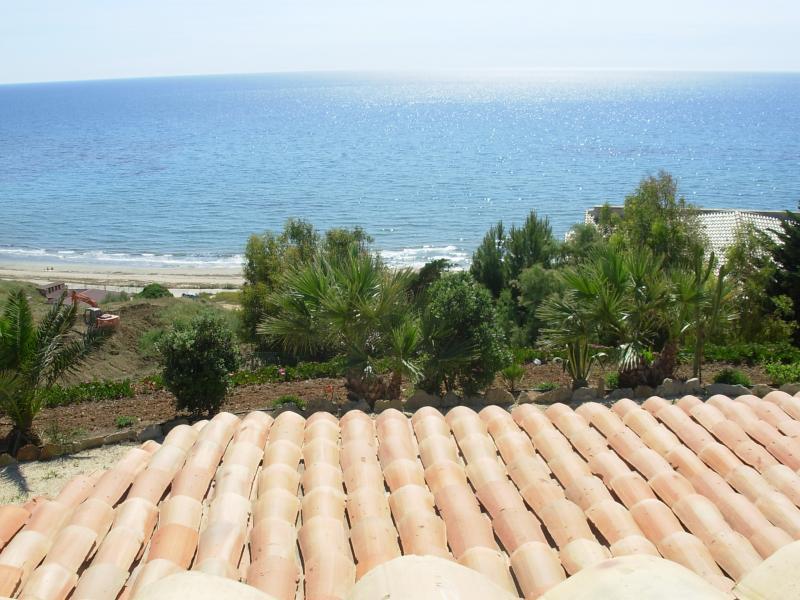 Vista dal terrazzo Affitto Appartamento 71148 Sciacca