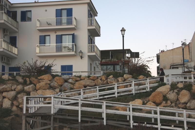 Vista esterna della casa vacanze Affitto Appartamento 71287 Scoglitti