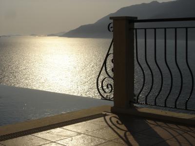 Vista dalla casa vacanze Affitto Villa  71679 Kalkan