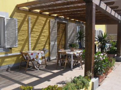Terrazzo Affitto Appartamento 73249 Rio Marina