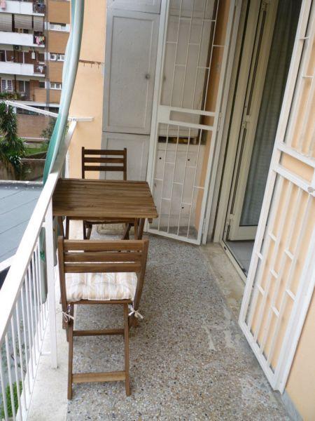 Vista dal balcone Affitto Appartamento 74636 Roma