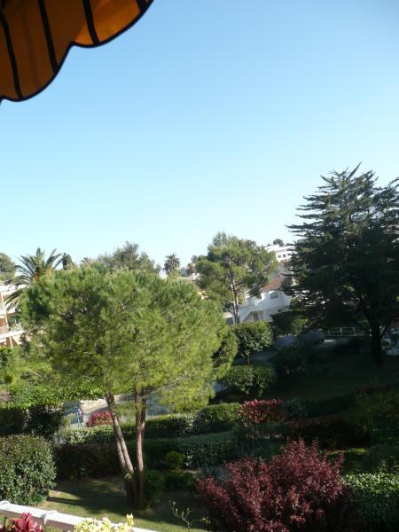 Vista dal balcone Affitto Appartamento 76852 Cannes