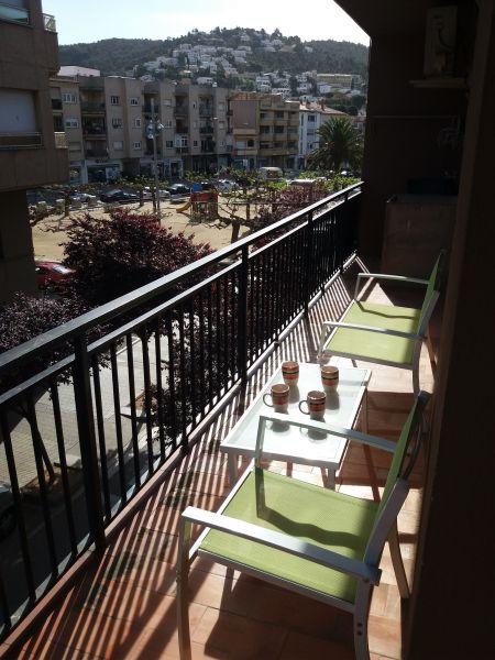 Vista dal balcone Affitto Appartamento 78804 Rosas