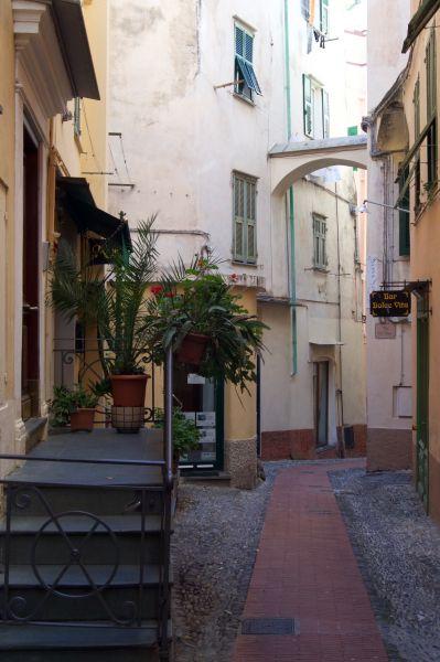 Vista nelle vicinanze Affitto Appartamento 79637 Bordighera