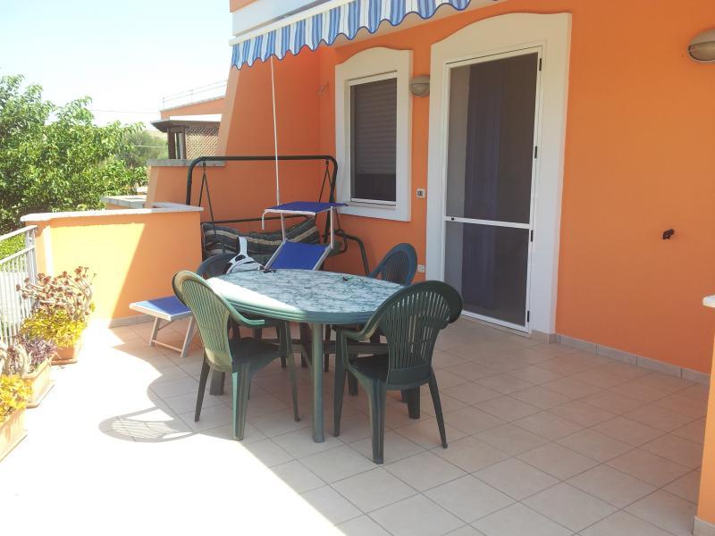 Entrata Affitto Appartamento 81636 Porto Cesareo
