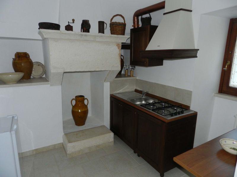 Cucina separata Affitto Alloggio insolito 81959 Locorotondo