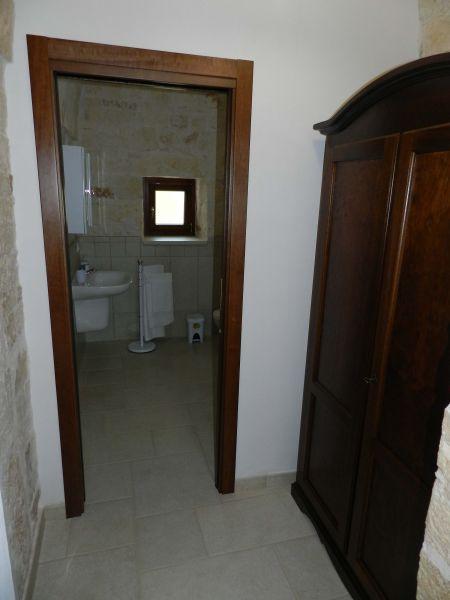 Bagno 2 Affitto Alloggio insolito 81959 Locorotondo