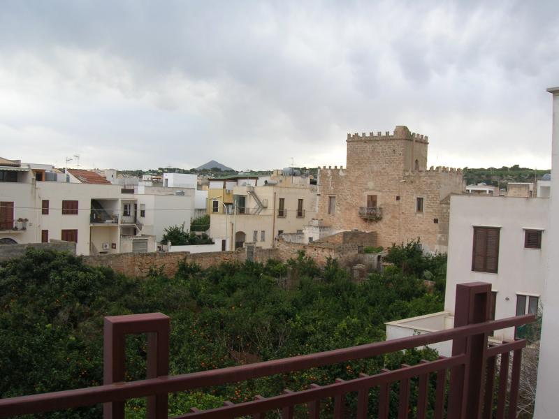 Vista dal balcone Affitto Appartamento 83160 San Vito lo Capo