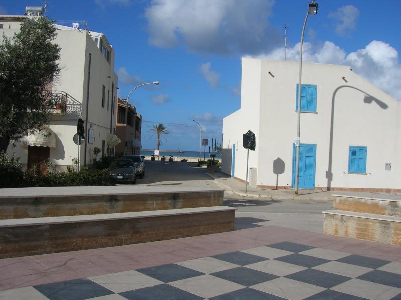 Vista nelle vicinanze Affitto Appartamento 83160 San Vito lo Capo
