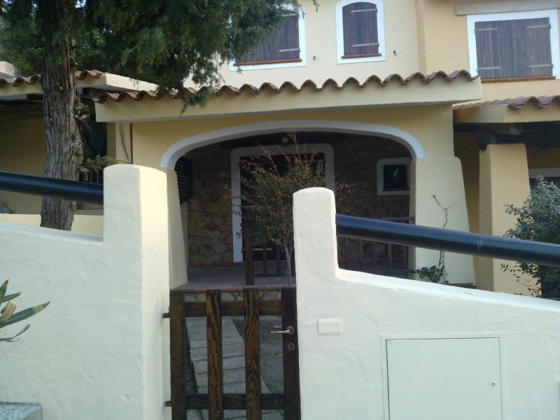Vista esterna della casa vacanze Affitto Appartamento 84500 Santa Teresa di Gallura