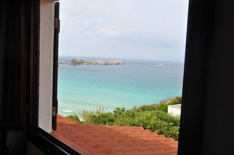 Vista dalla casa vacanze Affitto Appartamento 84500 Santa Teresa di Gallura