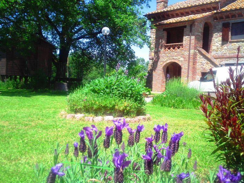 Giardino Affitto Casa 87280 Cortona