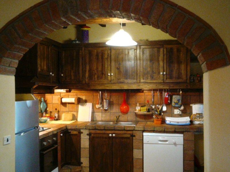 Angolo cottura Affitto Casa 87280 Cortona