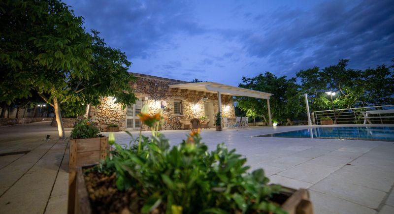Vista dalla casa vacanze Affitto Villa  88856 Santa Maria di Leuca