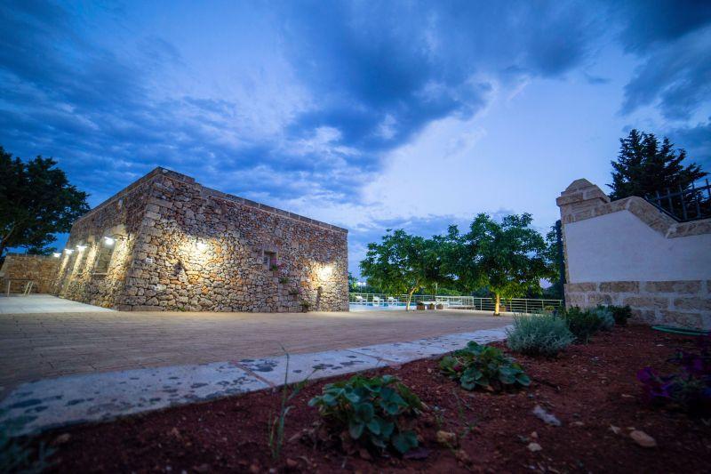 Parcheggio Affitto Villa  88856 Santa Maria di Leuca