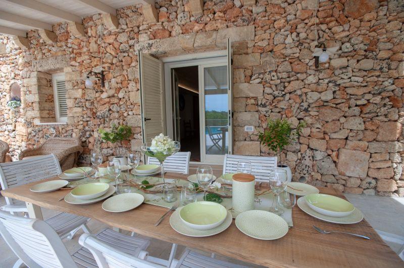 Vista esterna della casa vacanze Affitto Villa  88856 Santa Maria di Leuca