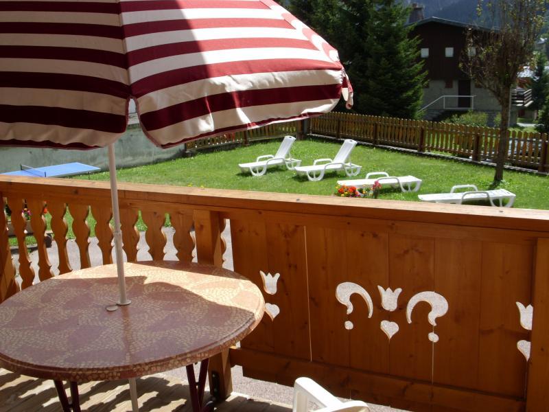 Balcone Affitto Appartamento 89172 Pralognan la Vanoise