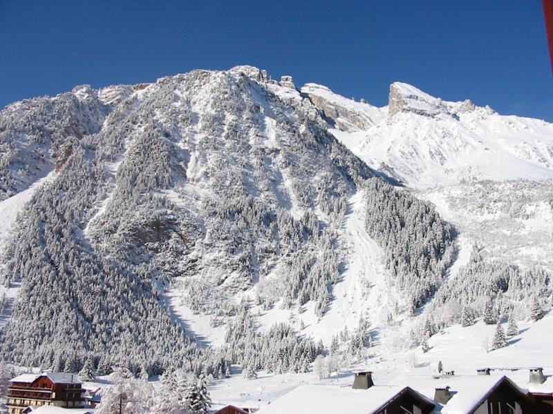 Vista dalla casa vacanze Affitto Appartamento 89172 Pralognan la Vanoise