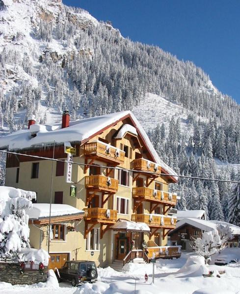 Vista esterna della casa vacanze Affitto Appartamento 89172 Pralognan la Vanoise