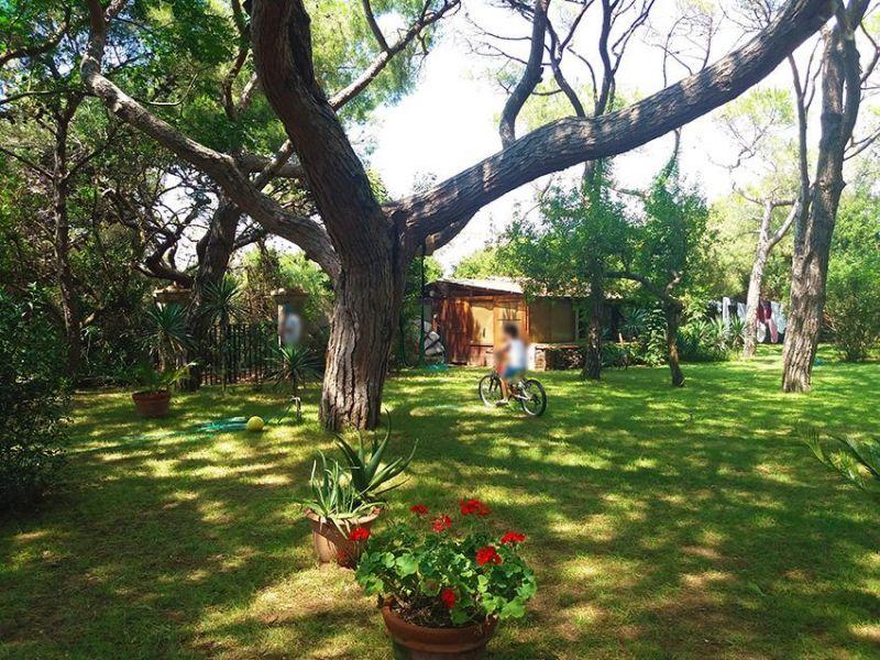 Giardino Affitto Appartamento 89887 Monte Argentario