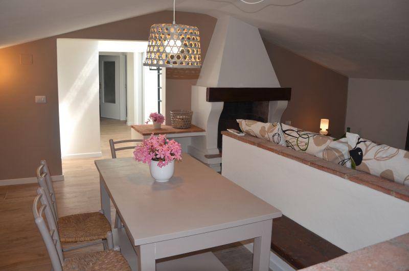 Sala da pranzo Affitto Appartamento 89887 Monte Argentario