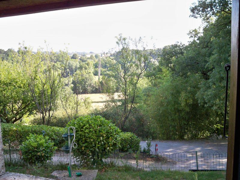 Vista dal terrazzo Affitto Casa 90128 Forcalquier