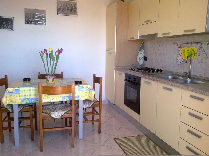 Angolo cottura Affitto Appartamento 90605 Cala Gonone