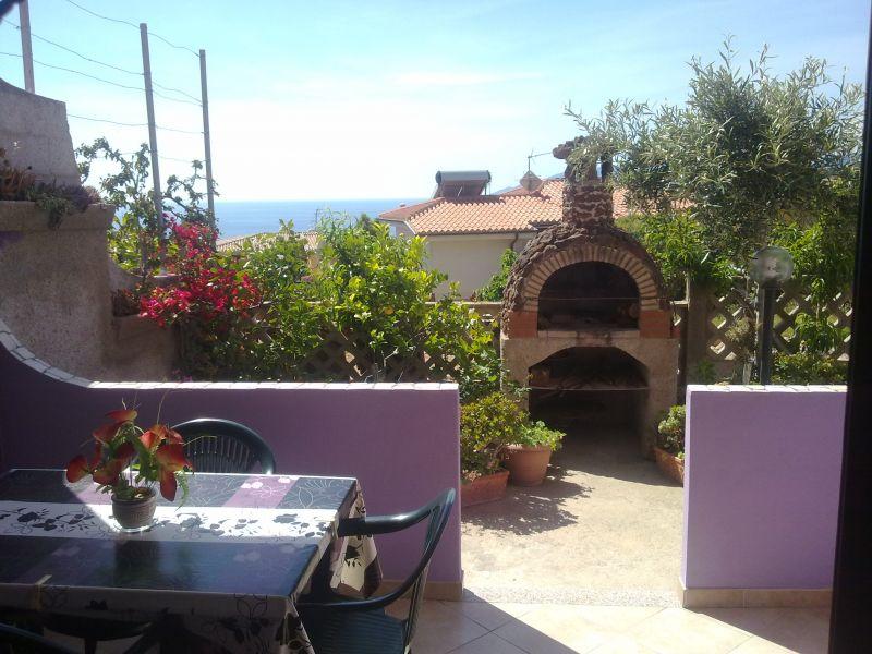 Vista dal balcone Affitto Appartamento 90605 Cala Gonone