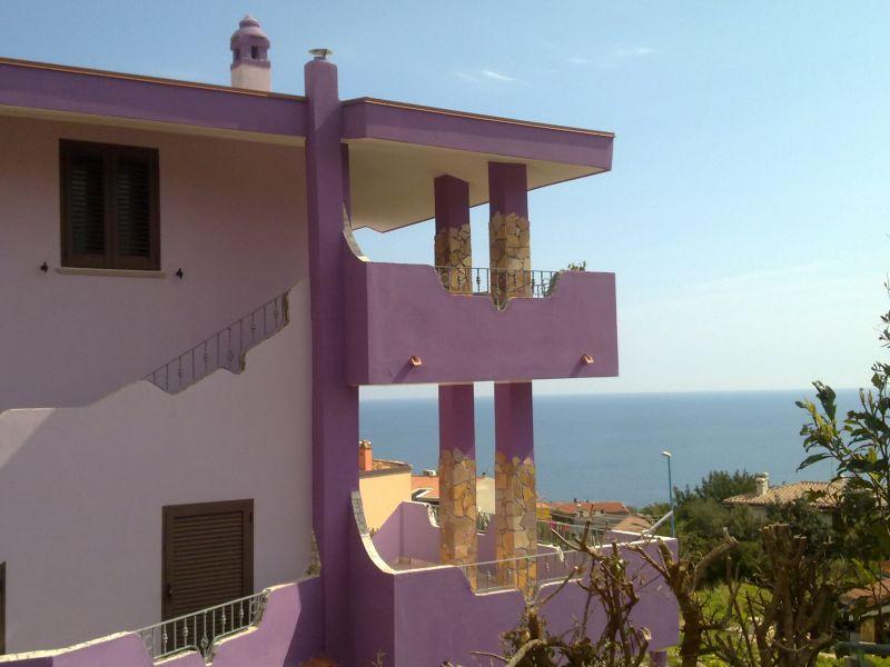 Vista dalla casa vacanze Affitto Appartamento 90605 Cala Gonone