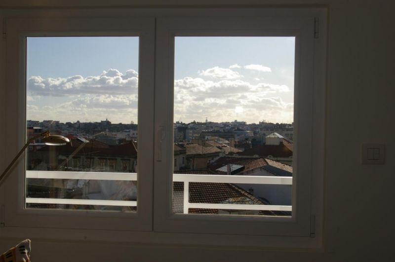 Vista dalla casa vacanze Affitto Appartamento 91900 Lisbona