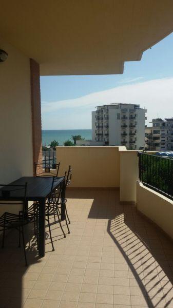 Terrazzo Affitto Appartamento 93590 Alba Adriatica