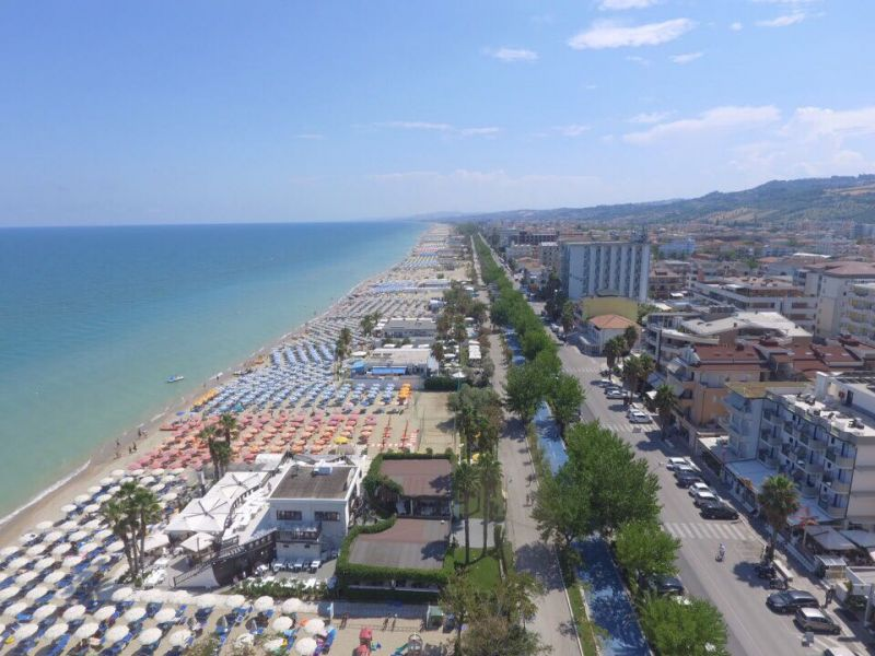 Spiaggia Affitto Appartamento 93590 Alba Adriatica