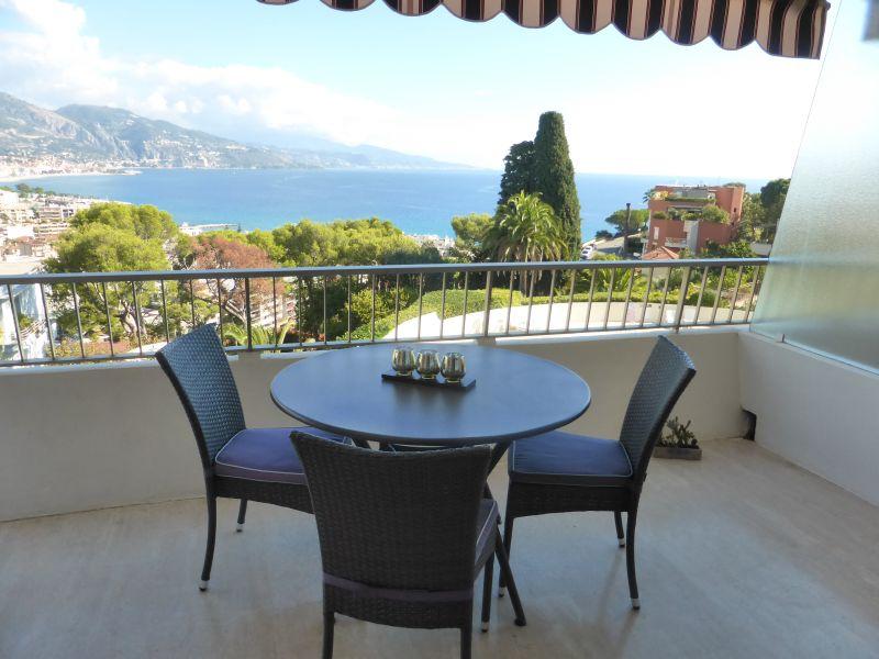 Terrazzo Affitto Monolocale 94016 Roquebrune Cap Martin