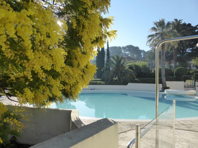 Piscina Affitto Monolocale 94016 Roquebrune Cap Martin