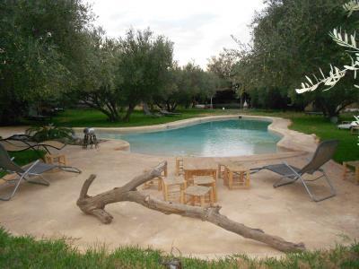 Piscina Affitto Villa  94102 Marrakech