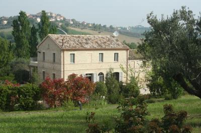 Vista esterna della casa vacanze Affitto Villa  95277 Senigallia