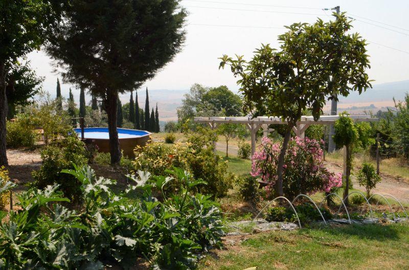 Giardino Affitto Appartamento 100209 Chianni