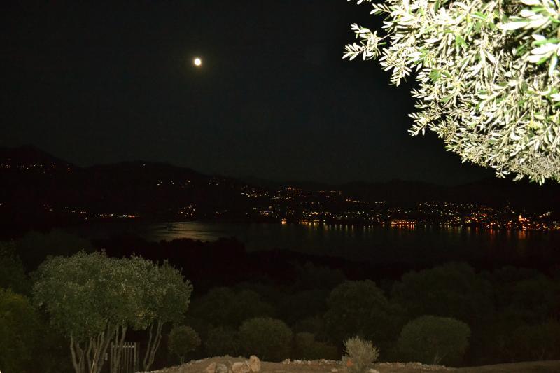 Vista dalla casa vacanze Affitto Casa 101199 Propriano