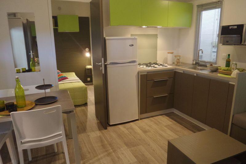 Angolo cottura Affitto Casa mobile 101642 Saint Florent