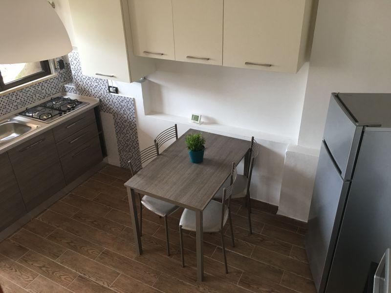 Cucina separata Affitto Appartamento 106079 Tirrenia