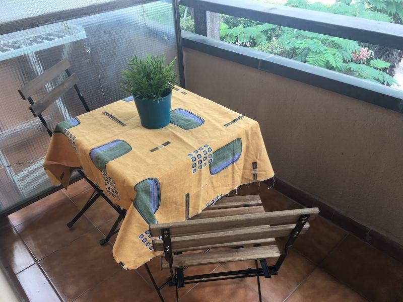 Terrazzo Affitto Appartamento 106079 Tirrenia