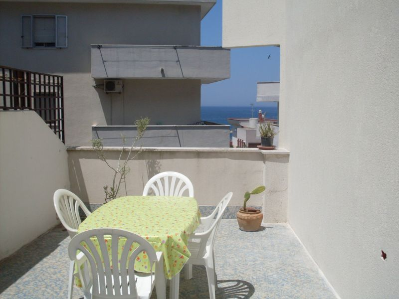 Terrazzo Affitto Appartamento 106087 Gallipoli
