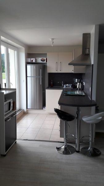 Cucina all'americana Affitto Appartamento 106678 Les Rousses