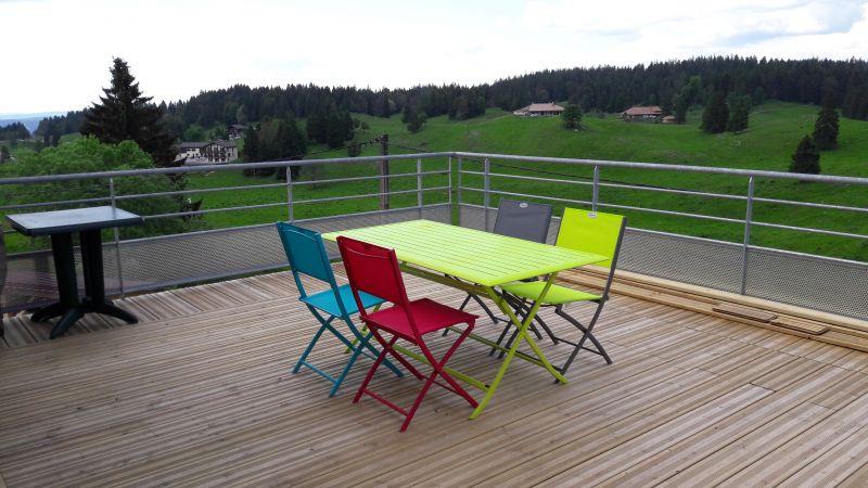 Terrazzo Affitto Appartamento 106678 Les Rousses
