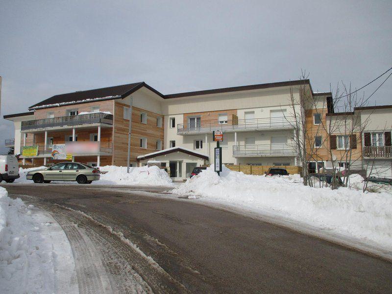 Vista esterna della casa vacanze Affitto Appartamento 106678 Les Rousses