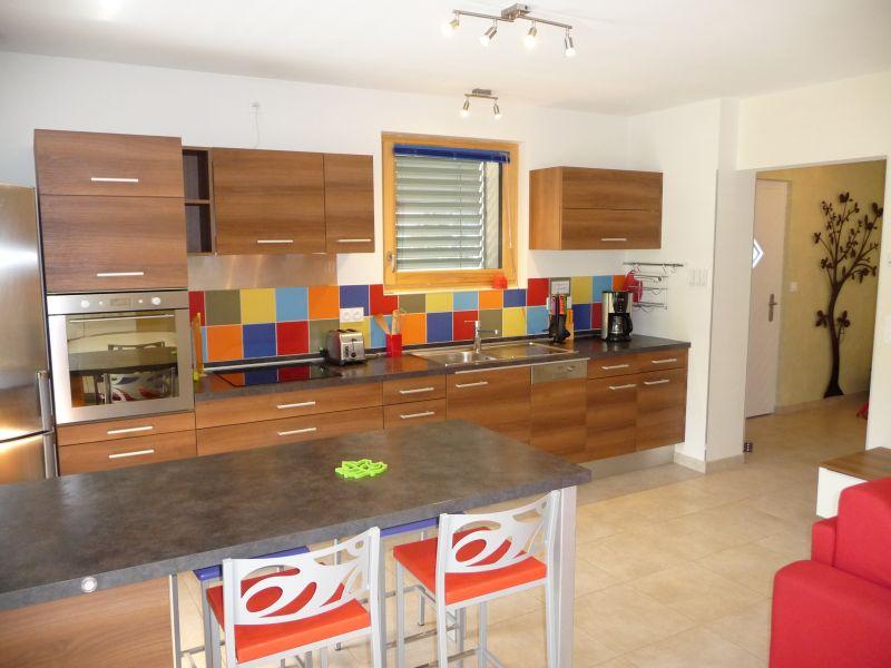 Cucina all'americana Affitto Appartamento 106719 Evian les Bains