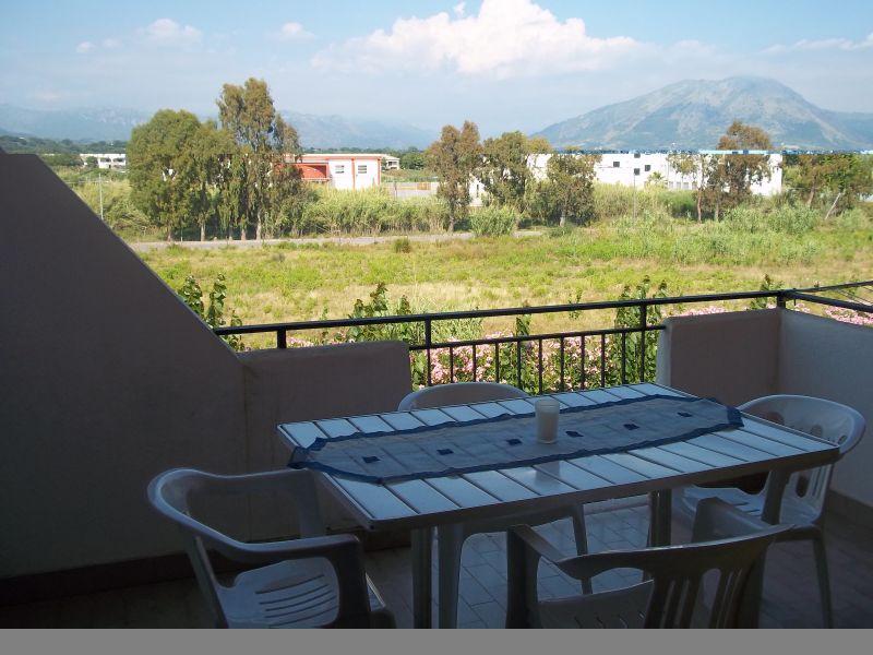 Vista dal balcone Affitto Appartamento 106960 Scalea